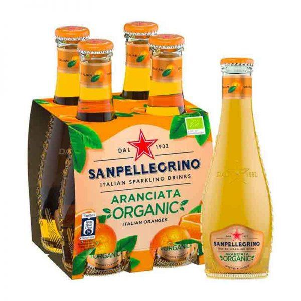 San Pellegrino Aranciata Organic