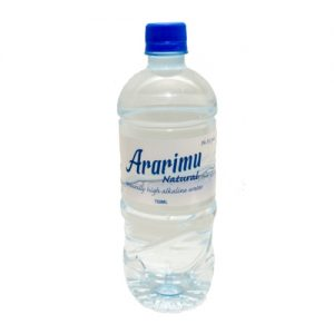 Ararimu Natural Still PET 750mL