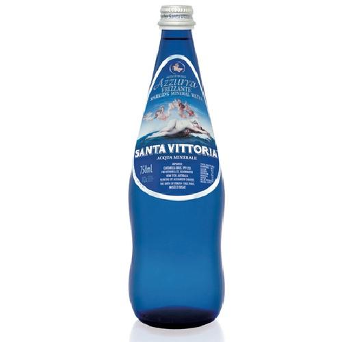 Santa Vittoria Azzurra Sparkling Glass 750mL
