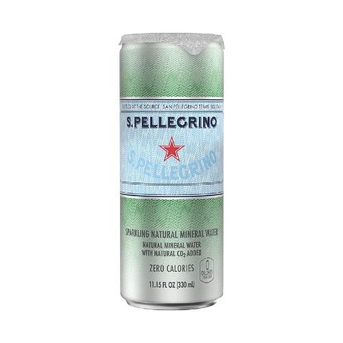 San Pellegrino Slimline Can 330mL